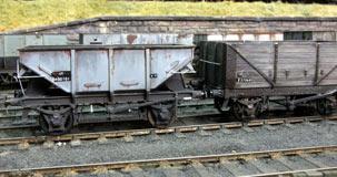 Dave Bradwell hopper wagon