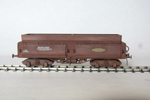Dave Bradwell ironore wagon