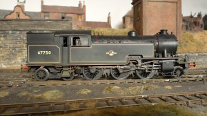 L1 Chassis for Hornby body