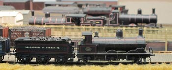 London Road Models L&Y Barton Wright 0-6-0 Ironclad kit. Courtesy L&Y Society